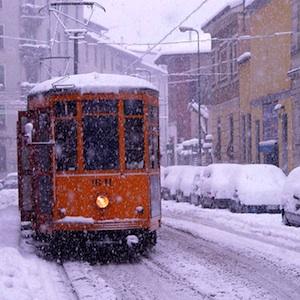 Quel tram chiamato benessere a milano la sauna si fa in tram - Centro benessere porta romana milano ...