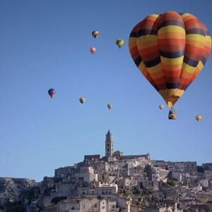 Matera Balloon Festival 2015