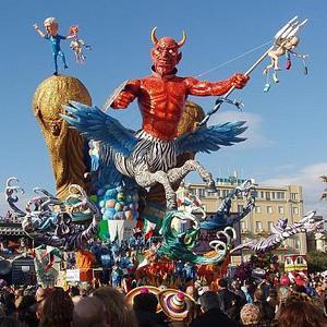 Cento, Carnevale d'Europa