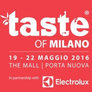 Taste of Milano 2016