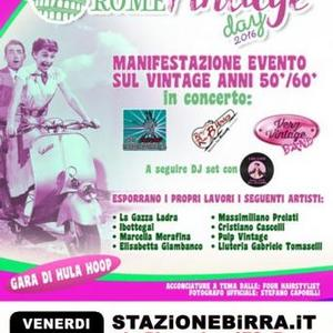 ROME VINTAGE DAY 2016