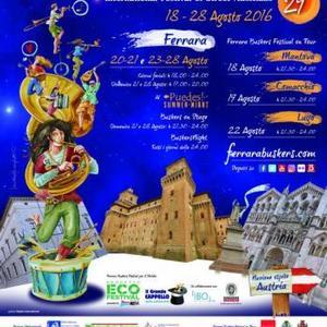 Ferrara Festival Buskers 2016
