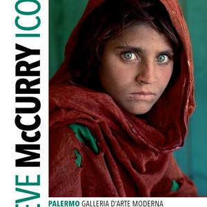 Steve mccurry icons gam galleria d 39 arte moderna palermo for Steve mccurry icons