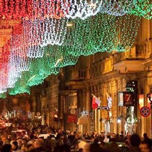 Spoleto, la Città in un Presepe 2016