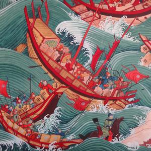 La Flotta perduta di Kubilai Kham