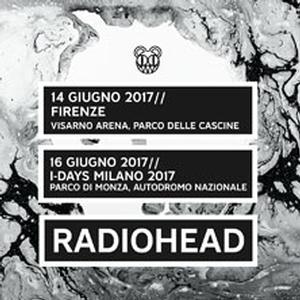 Concerto Radiohead Firenze