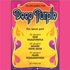 Concerto Deep Purple Roma