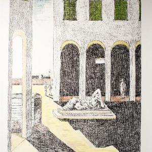 Giorgio De Chirico, Quell'uom di multiforme ingegno