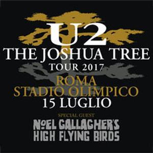 Concerto U2 Roma