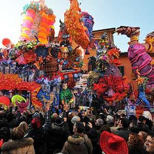 Carnevale 2017 a Cento
