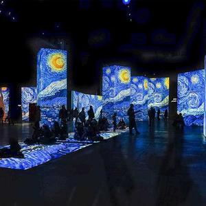 Vincent Van Gogh Multimedia Experience