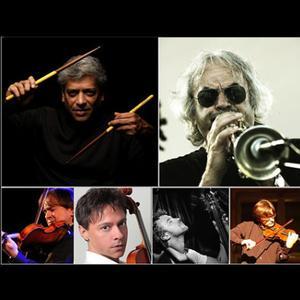 Trilok Gurtu e Arkè String Quartet, Enrico Rava