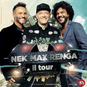 Concerto Nek Max Renga Acireale