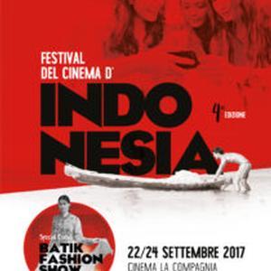 FESTIVAL DEL CINEMA D'INDONESIA 2017