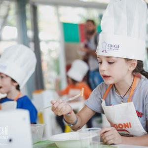 Cuochi per un giorno. Festival nazionale di cucina per bambini