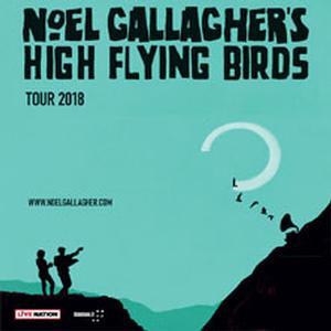 Concerto Noel Gallagher's High Flying Birds Milano