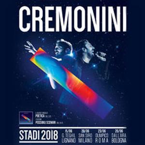 Concerto Cesare Cremonini Lignano