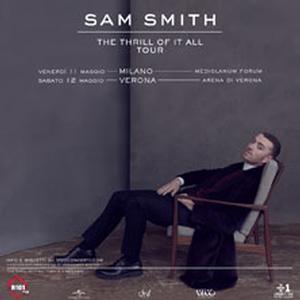 Concerto Sam Smith Verona