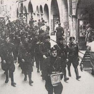 Il Trentino-Alto Adige nel periodo 1922-1943