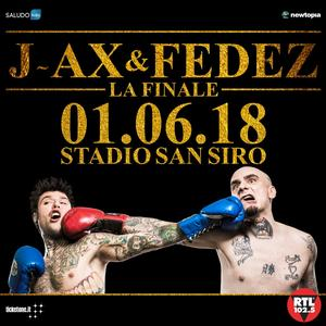 J-Ax & Fedez, la finale