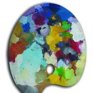Tavolozze d'autore. L'alchimia del colore da De Chirico ai contemporanei