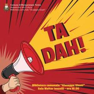 Ta Dah!': Laboratori in biblioteca