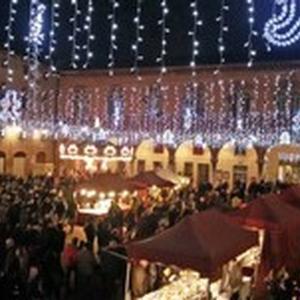 Natale è in centro a Ferrara