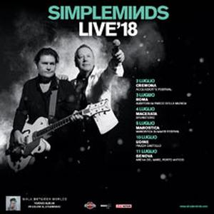 Concerto Simple Minds Roma