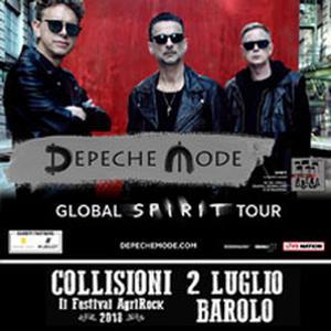Concerto Depeche Mode Barolo