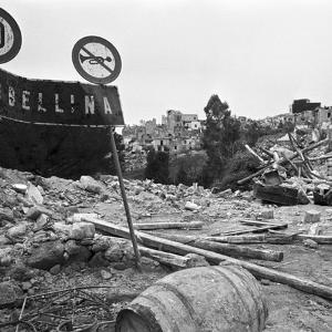 1968/2018 Pausa sismica. Cinquant'anni dal terremoto del Belìce. Vicende e visioni