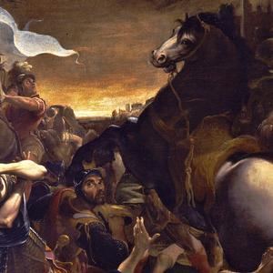 L'Eterno e il tempo. Tra Michelangelo e Caravaggio