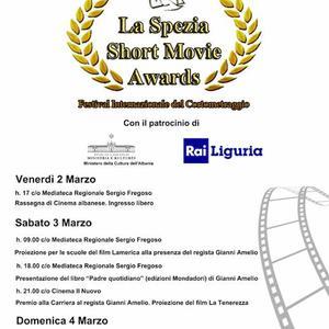 La Spezia Film Festival - Short Movie 2018