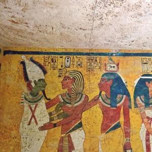Egitto. Dei faraoni uomini
