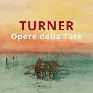 Turner. Opere della Tate