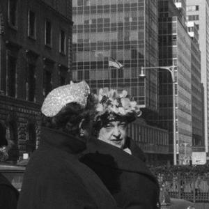 Henri Cartier Bresson. In America
