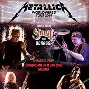 Concerto Metallica Milano