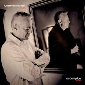 Tommy Emmanuel Accomplice Tour