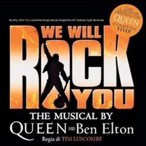 We Willl Rock You - the Musical