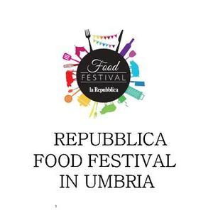 Repubblica Food Festival Umbria