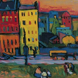 Dall'Espressionismo alla nuova oggettività. Avanguardie in Germania