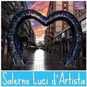 Luci d'Artista Salerno 2018/2019