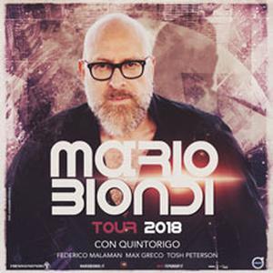 Concerto Mario Biondi Roma