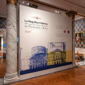 La magnifica fabbrica – 240 anni del Teatro alla Scala da Piermarini a Botta