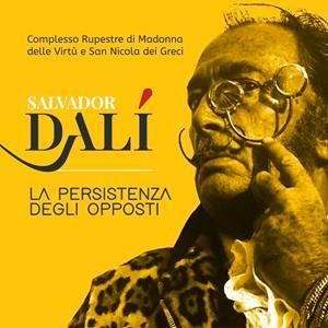 Salvador Dalí – La persistenza degli Opposti
