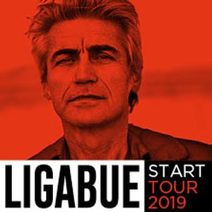 Luciano Ligabue Start Tour 2019