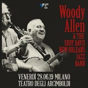 Concerto Woody Allen Milano