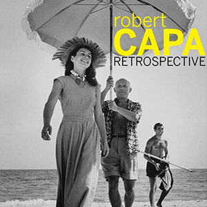 Robert Capa. Retrospective