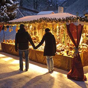 Mercatino di Natale nel Parco degli Asburgo 2019