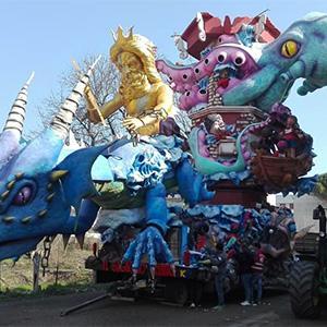 Il Carnevale di Larino 2020