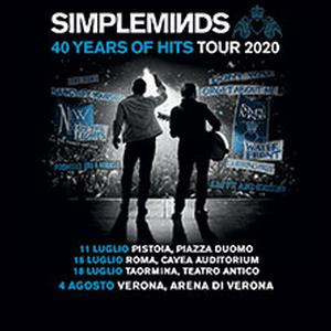 Concerto Simple Minds Verona